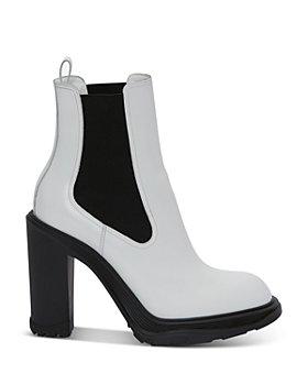 Alexander McQUEEN - Women's Tread Heeled Chelsea Boots