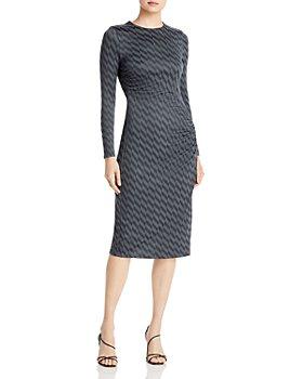 BOSS - Elysann Long Sleeve Dress
