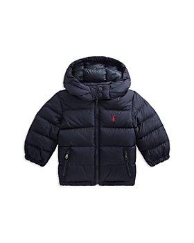 Ralph Lauren - Boys' Water Repellent Hooded Puffer Jacket - Baby