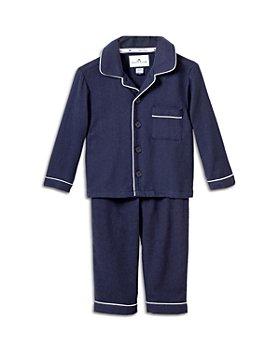 Petite Plume - Unisex Flannel Pajama Set - Baby, Little Kid, Big Kid