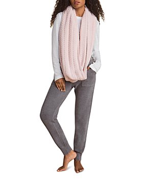 BAREFOOT DREAMS - CozyChic Cable Infinity Scarf