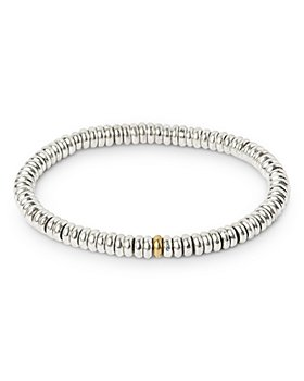 THE MONOTYPE - Roberto Breaded Stretch Bracelet