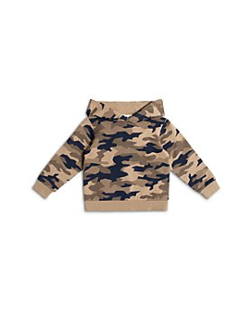 Miles The Label - Boys' Camo French Terry Hoodie - Little Kid, Big Kid