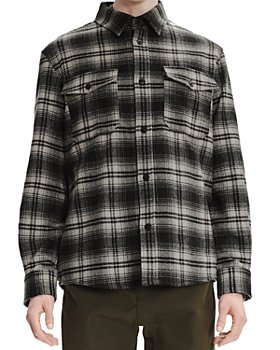 A.P.C. - Leo Recycled Flannel Over Shirt