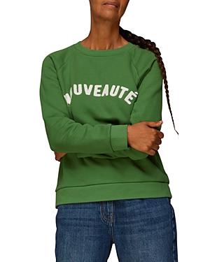Whistles Nouveaute Logo Sweatshirt