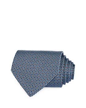 Salvatore Ferragamo - Mat Silk Classic Tie Brand Name