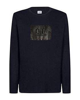 C.P. Company - Long Sleeve Logo Tee