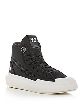 Y-3 - Men's Ajatu Court High Top Sneakers