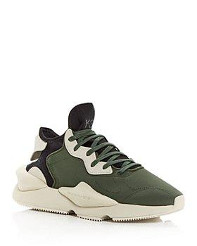 Y-3 - Men's Kaiwa Low Top Sneakers