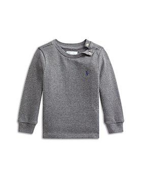 Ralph Lauren - Boys' Waffle Knit Cotton Tee - Baby