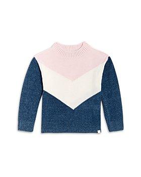 Sovereign Code - Girls' Medley Color Block Chenille Sweater - Little Kid, Big Kid