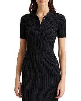Ralph Lauren - Cable Knit Polo Dress