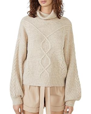 Maya Cable Knit Sweater