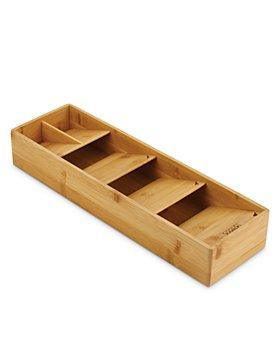Joseph Joseph - DrawerStore™ Bamboo Compact Cutlery Organizer