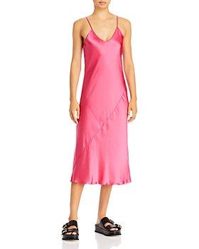 ATM Anthony Thomas Melillo - Bias Cut Slip Dress