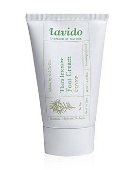 Lavido - Thera Intensive Foot Cream - Achillea, Myrtle & Tea Tree 4.1 oz.