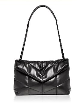Saint Laurent - Puffer Small Quilted Leather Crossbody