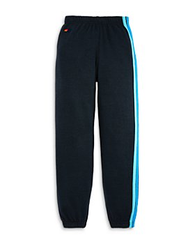 Aviator Nation - Unisex 5 Stripe Jogger Pants, Little Kid, Big Kid - 100% Exclusive