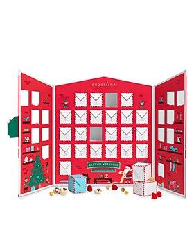 Sugarfina - Santa's Workshop Candy Tasting Collection 2021 Advent Calendar