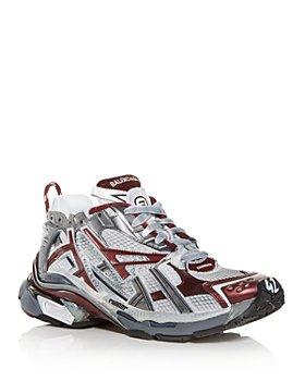 Balenciaga - Men's Runner Low Top Sneakers