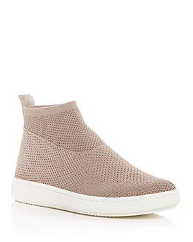 Eileen Fisher - Women's Point Knit Slip On Sneakers