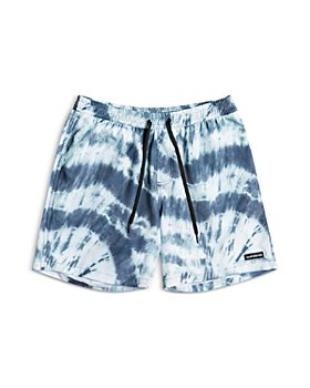 Quiksilver - Boys' Mystic Session Stretch Volley Shorts - Little Kid