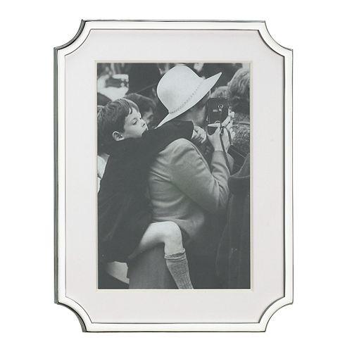 "kate spade new york - ""Sullivan Street"" Silverplated Frame, 5"" x 7"""