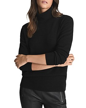 REISS - Coleen Cashmere Roll Neck Sweater