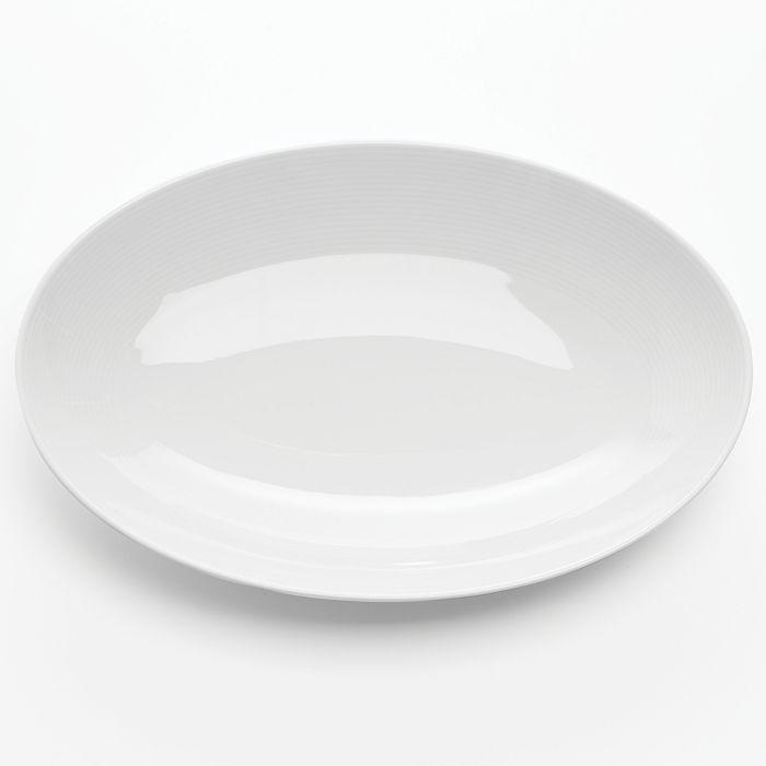 """Rosenthal - Loft Oval Platter, 10.5"""""""
