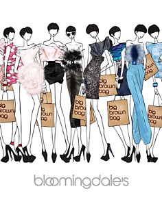 E-Gift Card - Shopping Girls - Bloomingdale's_0