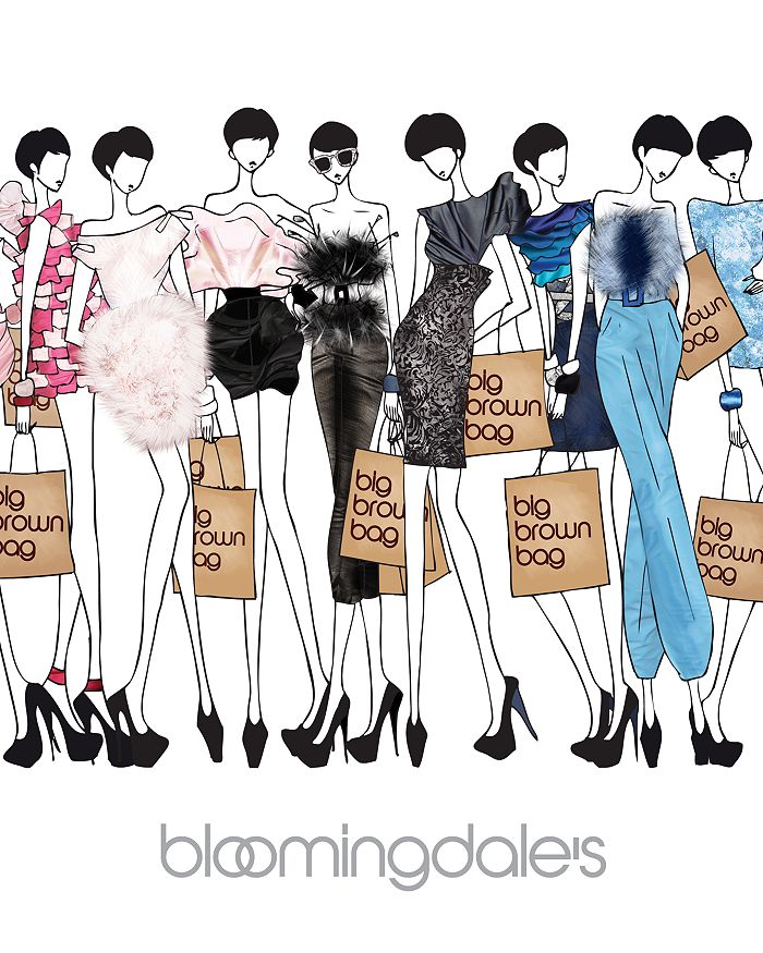 Bloomingdale's - E-Gift Card - Shopping Girls