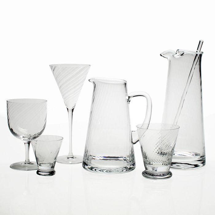 William Yeoward Crystal - Crystal Calypso Barware Collection