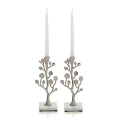 Michael Aram - Botanical Leaf Candlesticks