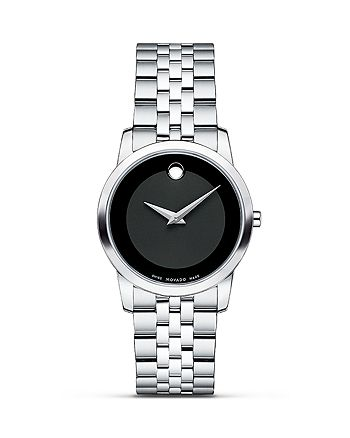 Movado - Museum Classic® Stainless Steel Watch, 28 mm