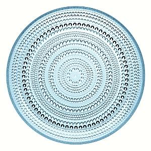 Iittala Kastehelmi Plate, 10.5