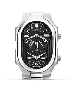 Philip Stein - Large Signature Watch Head, 50x32mm