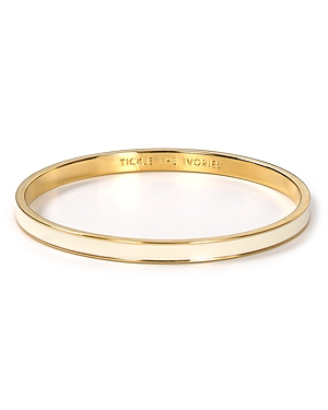 kate spade new york Tickle the Ivories Idiom Bangle