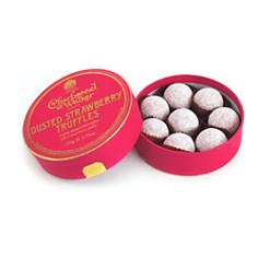 Charbonnel et Walker Dusted Strawberry Truffles - Bloomingdale's_0