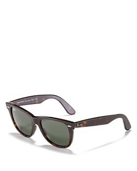 Ray-Ban - Unisex Polarized Wayfarer Sunglasses, 50mm