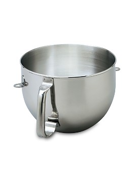 KitchenAid - 6-Quart Stainless Steel Bowl #KN2B6PEH