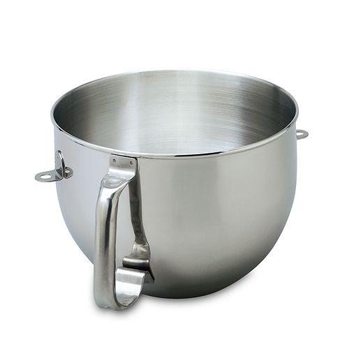 KitchenAid - 6-Quart Stainless Steel Bowl #KN2B6PEH