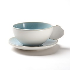 Jars Plume Blue Tea Cup & Saucer - Bloomingdale's_0