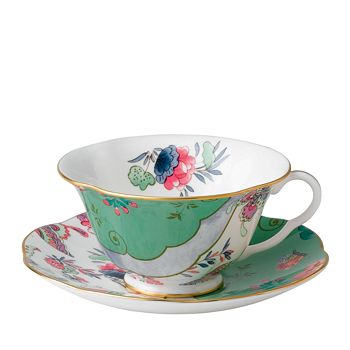 Wedgwood - Butterfly Bloom Posy Cup & Saucer