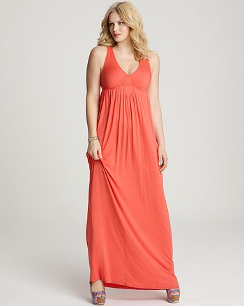 Rachel Pally White Label Plus - Storme Maxi Dress