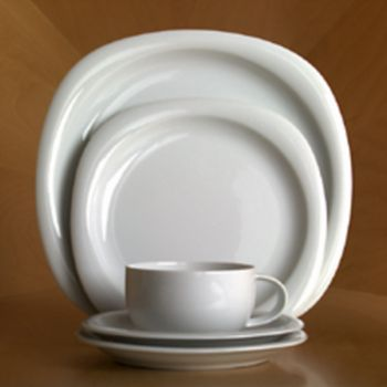 Rosenthal - Suomi White Small Open Vegetable Bowl