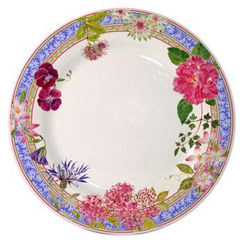 Gien France - Mille Fleur Dinner Plate