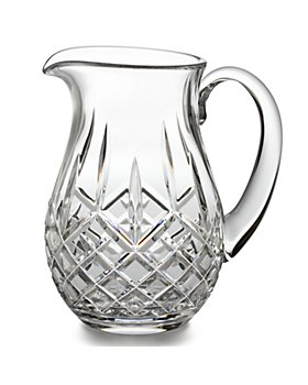 Waterford - Lismore Crystal Pitcher