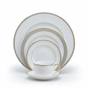 Vera Wang - For Wedgwood Grosgrain Dinner Plate