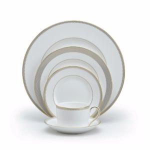 Vera Wang For Wedgwood Grosgrain Dinner Plate