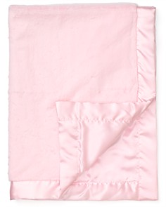 Little Me Girls' Pink Plush Blanket - Bloomingdale's_0